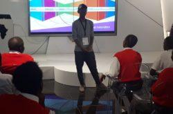 Digital Enterprise Programme students visit the GE Innovation Centre