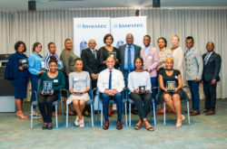 JA Alumni Graduation: SABS Design Institute and Investec Accelerator Programme