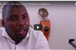 Fulufhelo Miswe: Entrepreneur and JA South Africa Alumnus 2006
