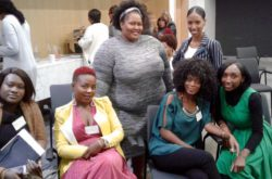 Seven JASA Alumni pitch to a panel at We Connect South Africa