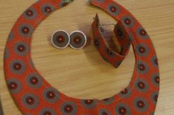 Susan Rathaba started her jewellery business on a YEDP programme