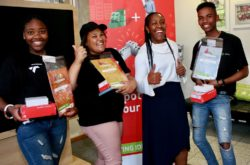 Congratulations to Transnet Young Movers Competition winners!