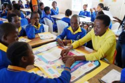 Grade 7 learners in Diepsloot learn wise money habits and entrepreneurship