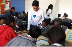 Financial literacy & entrepreneurship training for #MandelaDay2019