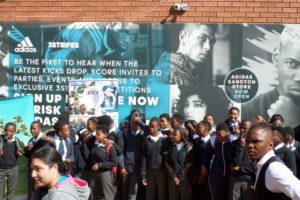 Learners from Madiba Comprehensive School continue STEM2D journey