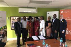 Junior Achievement SA signs partnership with PMI    [Gauteng, Johannesburg, 11 November 2019]
